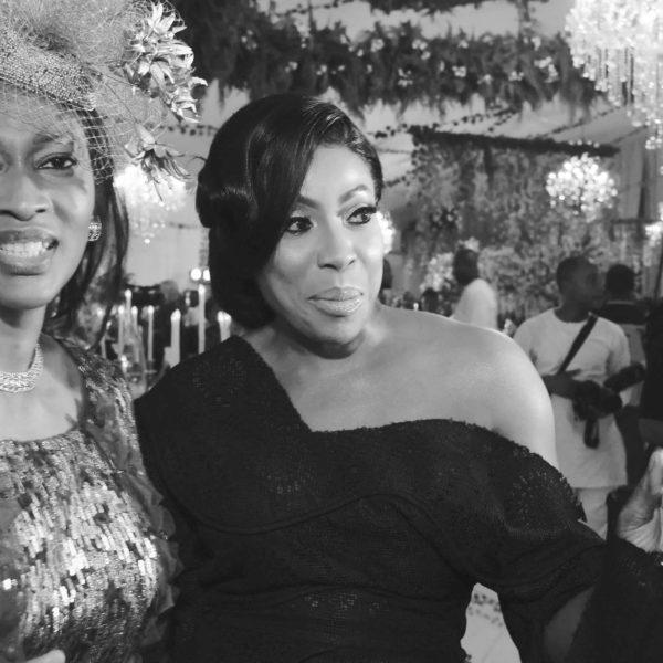 Mrs Onari Duke-left, and MO Abudu
